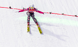 02.02.2019, Heini Klopfer Skiflugschanze, Oberstdorf, GER, FIS Weltcup Skiflug, Oberstdorf, Wertungsdurchgang, im Bild Ulrich Wohlgenannt (AUT) // Ulrich Wohlgenannt of Austria during his Competition Jump of FIS Ski Jumping World Cup at the Heini Klopfer Skiflugschanze in Oberstdorf, Germany on 2019/02/02. EXPA Pictures © 2019, PhotoCredit: EXPA/ JFK
