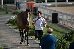 El Zoghby Karim, EGY, Amelia<br /> Olympic Games Rio 2016<br /> © Hippo Foto - Dirk Caremans<br /> 12/08/16