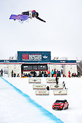 The men's and women's halfpipe finals at the 2012 Burton US Open at Stratton Mountain on Saturday Merch 10, 2012 in Stratton, Vermont