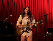 ORI NAFTALY of Southern Avenue performs at Hotel Cafe in Los Angeles, California.