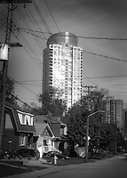 Towering over Westboro lies the Minto Metropole. At a staggering 32 floors it is one of the tallest buildings in Ottawa and has brought contrast to the quiet neighborhood that has been around for more than 100 years.