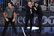 Messina Ettore, Bialaszewski Tom<br /> AX Armani Exchange Milano - Pallacanestro Trieste<br /> Legabasket SerieA 2019 - 2020<br /> Milano 06/10/2019<br /> Foto GiulioCiamillo// CIAMILLO-CASTORIA