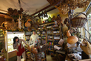 A delicatessen at the Old Town with local specialties.
