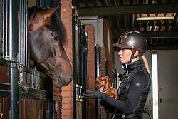 Fry Charlotte, GBR, Inclusive<br /> Stal Van Olst - Den Hout 2019<br /> © Hippo Foto - Dirk Caremans<br /> $14/02/2019