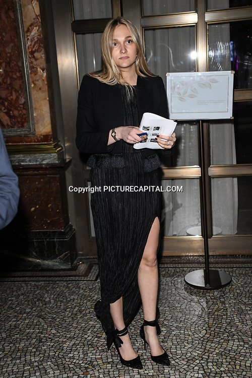 Positive Luxury Awards 2020 at Kimpton Fitzroy London Hotel, 1-8 Russell Square, Bloomsbury, London, UK. 25th February 2020.