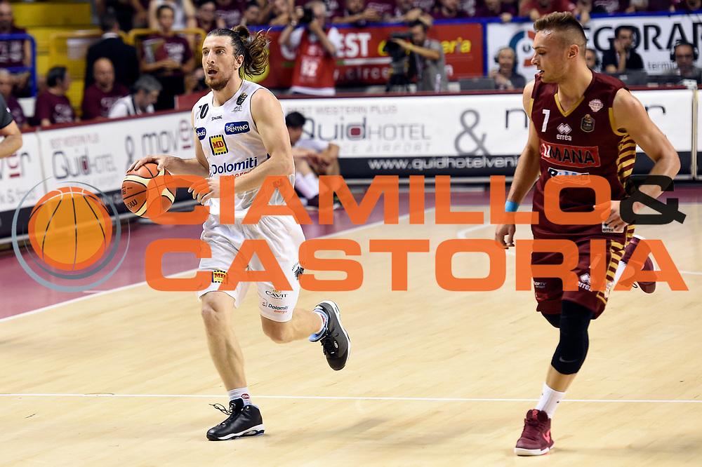Andres Pablo Toto Forray<br /> Umana Reyer Venezia - Dolomiti Energia Aquila Basket Trento<br /> Lega Basket Serie A 2016/2017<br /> Playoff, finale gara 2<br /> Venezia, 12/06/2017<br /> Foto M.Ceretti / Ciamillo-Castoria