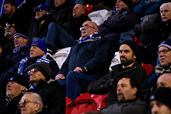 Bristol Rovers fans - Mandatory by-line: Robbie Stephenson/JMP - 18/01/2020 - FOOTBALL - Aesseal New York Stadium - Rotherham, England - Rotherham United v Bristol Rovers - Sky Bet League One