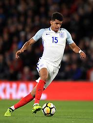 England's Dominic Solanke