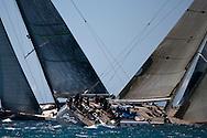 © Sander van der Borch. Palma de Mallorca, Spain. Hublot Palmavela 2009, 15 to 19 April 2009. Grey Goose & Esense..