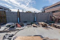 Bridgeport Hospital - Park Avenue Campus Outpatient Center<br /> Architect: Shepley Bulfinch  Contractor: Gilbane Building Company, Glastonbury, CT.<br /> James R Anderson Photography   New Haven CT   photog.com<br /> Date of Photograph: 13 March 2015