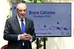 BRUNO CATTANEO<br /> CONFERENZA LEGA VOLLEY FEMMINILE SQUADRE ITALIANE PROTAGONISTE IN EUROPA<br /> FOTO FILIPPO RUBIN / LVF