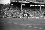 07/09/1986<br /> 09/07/1986<br /> 7 September 1986<br /> All-Ireland Senior and Minor Hurling Finals at Croke Park, Dublin.