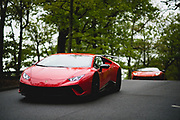 May 17, 2018: Lamborghini Performante