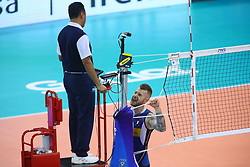 IVAN ZAYTSEV<br /> ITALY VS SLOVENIA<br /> MEN'S VOLLEYBALL WORLD CHAMPIONSHIPS <br /> Florence September 18, 2018