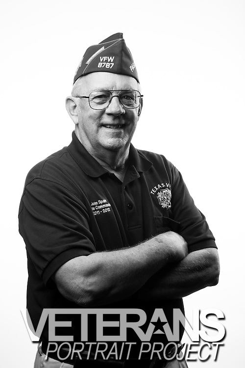 John T. Spahr<br /> Air Force<br /> Sgt. (E-4)<br /> Communications Specialist<br /> 1965-1968<br /> Korea<br /> <br /> Veterans Portrait Project<br /> Louisville, KY<br /> VFW Convention <br /> (Photos by Stacy L. Pearsall)