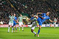 UEFA Europa League 2015: Celtic - Molde. Daniel Berg Hestad setter inn det historiske 1-2 målet i Europa League kampen mellom Celtic og Molde på Celtic Park.
