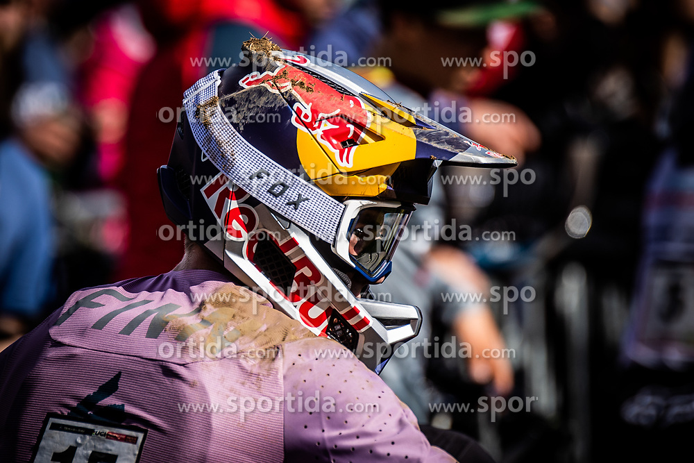 Finn Iles of Canada during Mercedes-Benz UCI Mountain Bike World Cup competition final day in Bike Park Pohorje, Maribor on 28th of April, 2019, Slovenia.  . Photo by Grega Valancic / Sportida