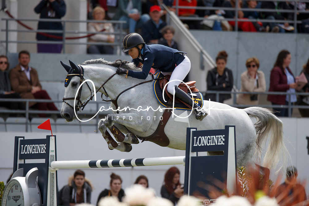 Baryard-Johnsson Malin, SWE, H&M Cue Channa 42<br /> FEI Nations Cup presented by Longines<br /> Longines Jumping International de La Baule 2017<br /> © Hippo Foto - Dirk Caremans<br /> 12/05/2017