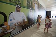 Abu Dhabi Exhibition.