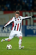 Onderwerp/Subject: Willem II - Eredivisie<br /> Reklame:  <br /> Club/Team/Country: <br /> Seizoen/Season: 2012/2013<br /> FOTO/PHOTO: Jens PODEVIJN of Willem II. (Photo by PICS UNITED)<br /> <br /> Trefwoorden/Keywords: <br /> #00 #22 $94 &plusmn;1342772348418<br /> Photo- &amp; Copyrights &copy; PICS UNITED <br /> P.O. Box 7164 - 5605 BE  EINDHOVEN (THE NETHERLANDS) <br /> Phone +31 (0)40 296 28 00 <br /> Fax +31 (0) 40 248 47 43 <br /> http://www.pics-united.com <br /> e-mail : sales@pics-united.com (If you would like to raise any issues regarding any aspects of products / service of PICS UNITED) or <br /> e-mail : sales@pics-united.com   <br /> <br /> ATTENTIE: <br /> Publicatie ook bij aanbieding door derden is slechts toegestaan na verkregen toestemming van Pics United. <br /> VOLLEDIGE NAAMSVERMELDING IS VERPLICHT! (&copy; PICS UNITED/Naam Fotograaf, zie veld 4 van de bestandsinfo 'credits') <br /> ATTENTION:  <br /> &copy; Pics United. Reproduction/publication of this photo by any parties is only permitted after authorisation is sought and obtained from  PICS UNITED- THE NETHERLANDS