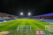 General view inside the Loftus Road Stadium ahead of the EFL Sky Bet Championship match between Queens Park Rangers and Brentford at the Kiyan Prince Foundation Stadium, London, England on 28 October 2019.