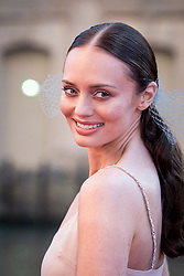 Laura Haddock attends the US Premier of 'Transformers: The Last Knight' on the Chicago River in front of the Civic Opera House on Tuesday June 20, 2017 in Chicago, IL. Photo: Christopher Dilts / Sipa USA *** Please Use Credit from Credit Field ***