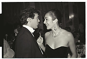 GHISLAINE MAXWELL, JAMES MCMULLENS'S 30TH. CLIVENDEN. 1986