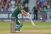 Chris Read late cuts for four during the Natwest T20 Blast quarter final match between Nottinghamshire County Cricket Club and Essex County Cricket Club at Trent Bridge, West Bridgford, United Kingdom on 8 August 2016. Photo by Simon Trafford.