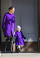 Crown Princess Victoria Name Day, 12-03-2015
