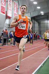 Syracuse, Mile, BU Terrier Indoor track meet