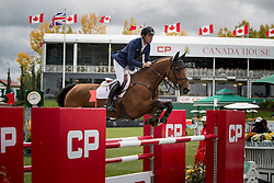 Brash Scott, (GBR), Ursula XII<br /> CSIO 5* Spruce Meadows Masters - Calgary 2016<br /> © Hippo Foto - Dirk Caremans<br /> 11/09/16