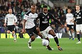 Derby County v Fulham 110518