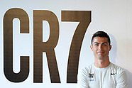 031317 Critiano Ronaldo presents Critiano Ronaldo presents CR7 Crunch Fitness in Madrid