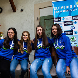 20190917: SLO, Cycling - Press conference of Slovenian cycling team