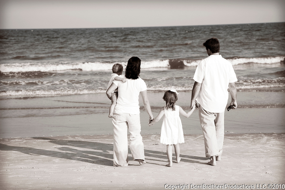 The Strickland family portraits on Hilton Head Island