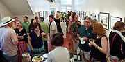 New Orleans Photo Alliance opening reception for GULF show, curated by Clint Willour