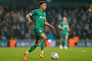 Sheffield Wednesday midfielder Jacob Murphy (14) during The FA Cup match between Queens Park Rangers and Sheffield Wednesday at the Kiyan Prince Foundation Stadium, London, England on 24 January 2020.