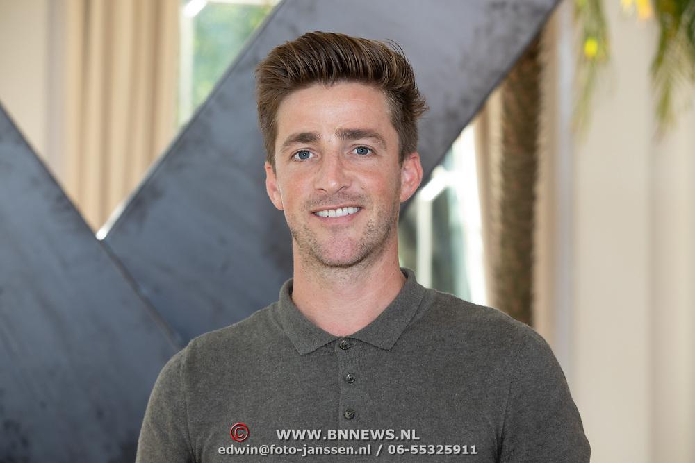 NLD/Rotterdam/20190823 - Persdag Expeditie Robinson, Hugo Kennis