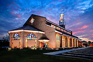 Our Lady of Lourdes Church - Greenwood, SC