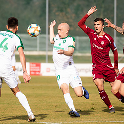 20190309: SLO, Football - Prva liga Telekom Slovenije 2018/19, NK Triglav vs NK Olimpija
