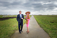 Streekbezoek van Koning Willem-Alexander en Koningin Maxima aan de Krimpenerwaard, dinsdag