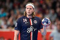 Mikkel Hansen - 14.05.2015 - PSG / Dunkerque - 23eme journee de D1<br /> Photo : Andre Ferreira / Icon Sport