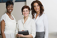 Multi Racial Group of Businesswomen Portrait