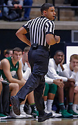 WEST LAFAYETTE, IN - DECEMBER 20: NCAA basketball referee Courtney Green is seen during the Purdue Boilermakers and Ohio Bobcats game at Mackey Arena on December 20, 2018 in West Lafayette, Indiana. (Photo by Michael Hickey/Getty Images)  *** Local Caption *** Courtney Green