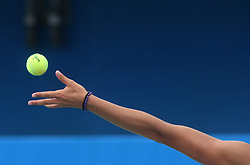 Women Tennis, on July 23, 2008, Portoroz - Portorose, Slovenia. (Photo by Vid Ponikvar / Sportal Images)...