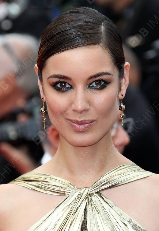 21.MAY.2012. CANNES<br /> <br /> BERENICE MARLOHE (JAMES BOND GIRL 2012) ATTENDS THE 'VOUS N'AVEZ ENCORE RIEN VU' PREMIERE DURING THE 65TH ANNUAL CANNES FILM FESTIVAL AT PALAIS DES FESTIVALS ON MAY 21, 2012 IN CANNES, FRANCE.  <br /> <br /> BYLINE: EDBIMAGEARCHIVE.CO.UK<br /> <br /> *THIS IMAGE IS STRICTLY FOR UK NEWSPAPERS AND MAGAZINES ONLY*<br /> *FOR WORLD WIDE SALES AND WEB USE PLEASE CONTACT EDBIMAGEARCHIVE - 0208 954 5968*