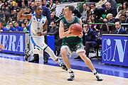 DESCRIZIONE : Eurocup 2014/15 Last32 Dinamo Banco di Sardegna Sassari -  Banvit Bandirma<br /> GIOCATORE : Jimmy Baron<br /> CATEGORIA : Palleggio<br /> SQUADRA : Banvit Bandirma<br /> EVENTO : Eurocup 2014/2015<br /> GARA : Dinamo Banco di Sardegna Sassari - Banvit Bandirma<br /> DATA : 11/02/2015<br /> SPORT : Pallacanestro <br /> AUTORE : Agenzia Ciamillo-Castoria / Luigi Canu<br /> Galleria : Eurocup 2014/2015<br /> Fotonotizia : Eurocup 2014/15 Last32 Dinamo Banco di Sardegna Sassari -  Banvit Bandirma<br /> Predefinita :