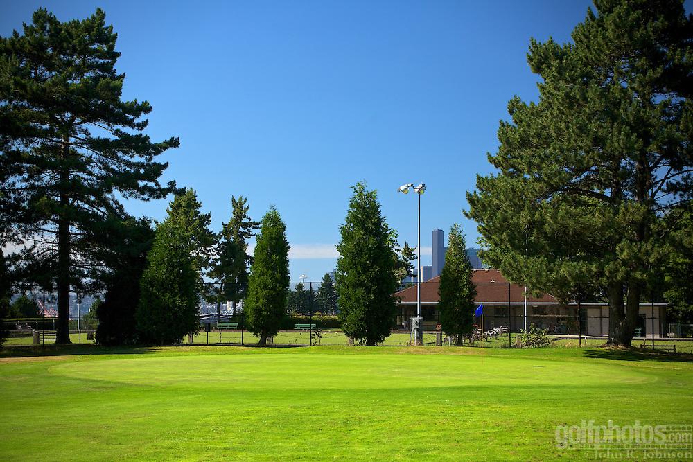Jefferson Park Golf Course  Jefferson Park Golf Course