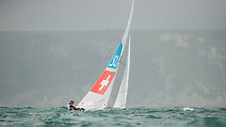 2012 Olympic Games London / Weymouth<br /> Marazzi Flavio, De Maria Enrico, (SUI, Star)