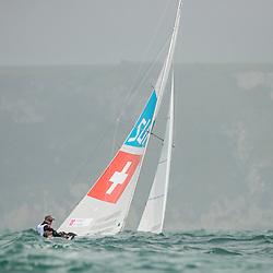 2012 Olympic Games London / Weymouth<br /> Marazzi Flavio, De Maria Enrico, (SUI, Star)